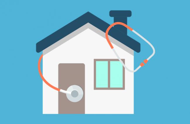 4 razões para escolher o atendimento domiciliar em época de distanciamento social