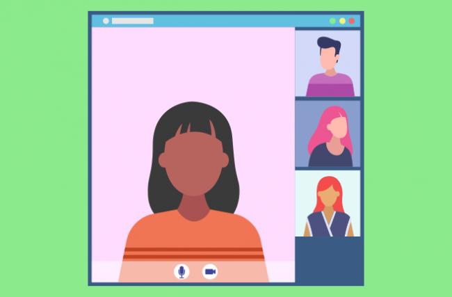 Trabalhando em casa? O Fonoaudiólogo ajuda a melhorar a comunicação para as videochamadas
